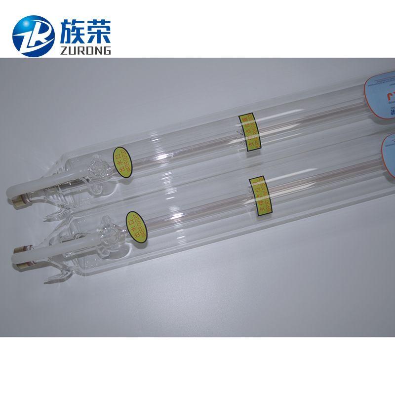 SHZR 1 stücke 10000 Stunden lebensdauer Co2 Laser Glas Rohr CO2 Laser 80 watt
