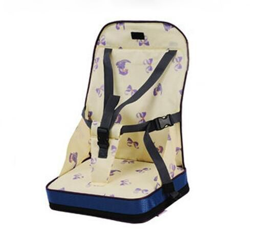 4 вида цветов модные Портативный Детские сиденья Детские Сафти стул/Портативный путешествия высокий стул ужин сиденья