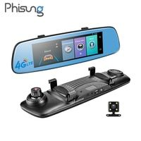 Phisung E06 4G Видеорегистраторы для автомобилей 7,84
