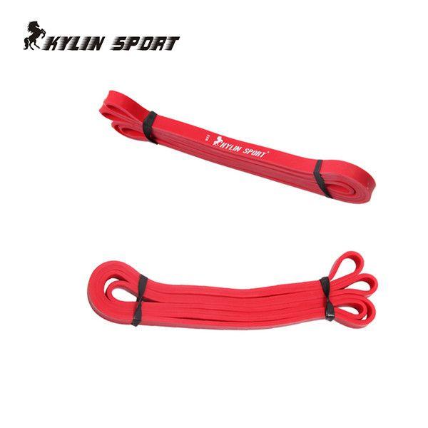 Neue Ankunft Freies Verschiffen Fitnessgeräte CrossFit Schleife Pull Up Fitness-widerstand-bänder Gummi-expander-band Band 15 bis 25 Pfund