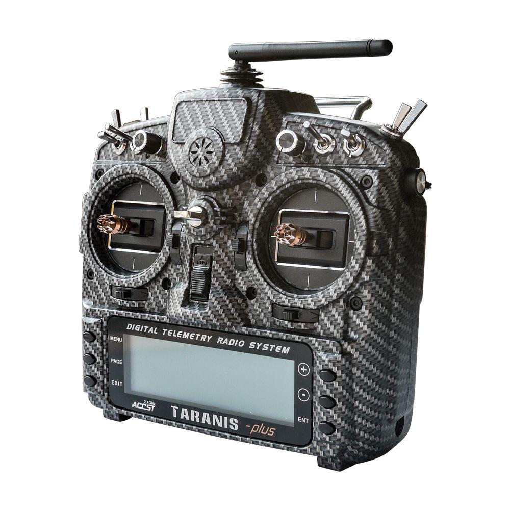 FrSky 2.4GHz TARANIS X9D PLUS SE+ X8R receiver +battery Digital Telemetry Transmitter Radio System Neck Strap Power Adapter