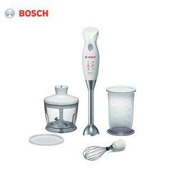 Bosch MSM6B700 Blender Listrik dengan Harga Murah Hand Mixer Perendaman Submersible Jus dengan Helikopter untuk Smoothie Dapur MSM 6B700