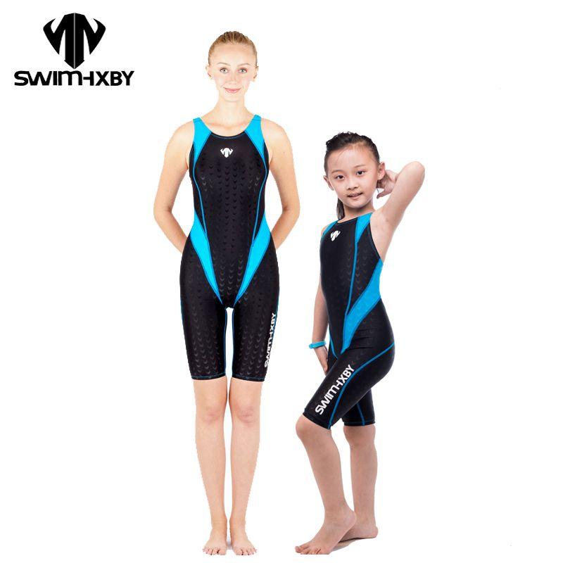 HXBY Racing maillots de bain femmes une pièce maillot de bain pour filles maillot de bain pour femmes enfants maillot de bain compétition femmes maillots de bain 5XL