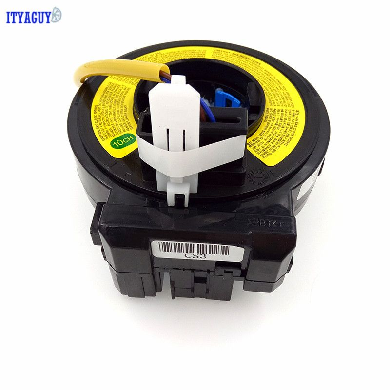Car styling steering whee hus 93490-2B250 934902B250 93490 2B250 For Hyundai Santa Fe 2007+ spiral cable