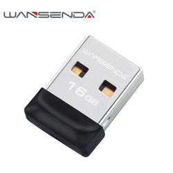 100% full capacity Wansenda USB Flash Drive Super tiny Pen drive 64GB 32GB 16GB 8GB 4GB Pendrive Waterproof USB Memory Stick