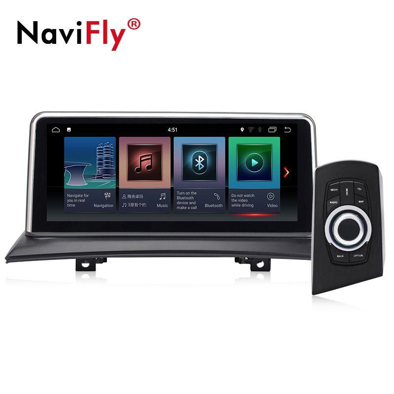 Freies verschiffen! quad core 2 GB + 32 GB android 7.1 auto gps dvd auto-radio-player für BMW X3 E83 2004- 2010 mit wifi bluetooth navi