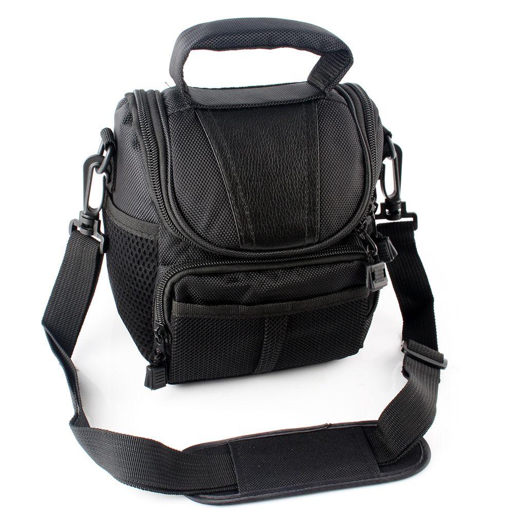 Camera Case Bag For Canon EOS 100D 1100D 1200D 1300D M10 M6 SX540 SX530 SX510 SX60 SX50 SX1 SX100 SX170 G1X2 G1X G11 G12 G15 G16
