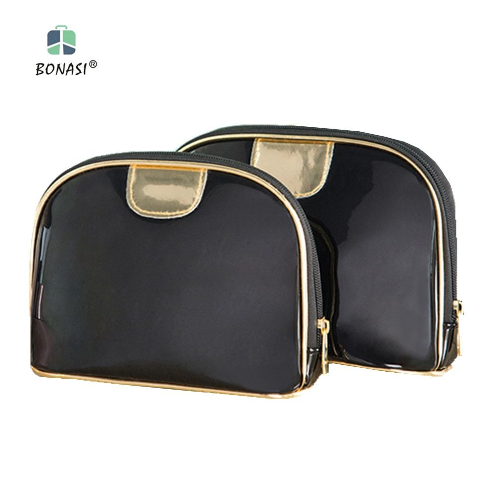 2017 New Best Sales Fashion Waterproof Portable Makeup Bag Organizador Bolsa Neceser Maquillaje Women's Cosmetic Bag