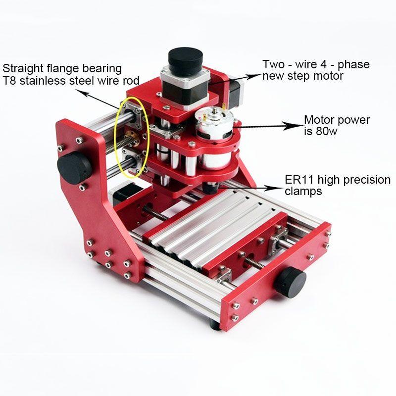 CNC1310 Gravur Maschine 500 mw 2500 mw 5500 mw Laser Kopf Kupfer Aluminium Acryl Holz Router GRBL Carving DIY Fräsen maschine