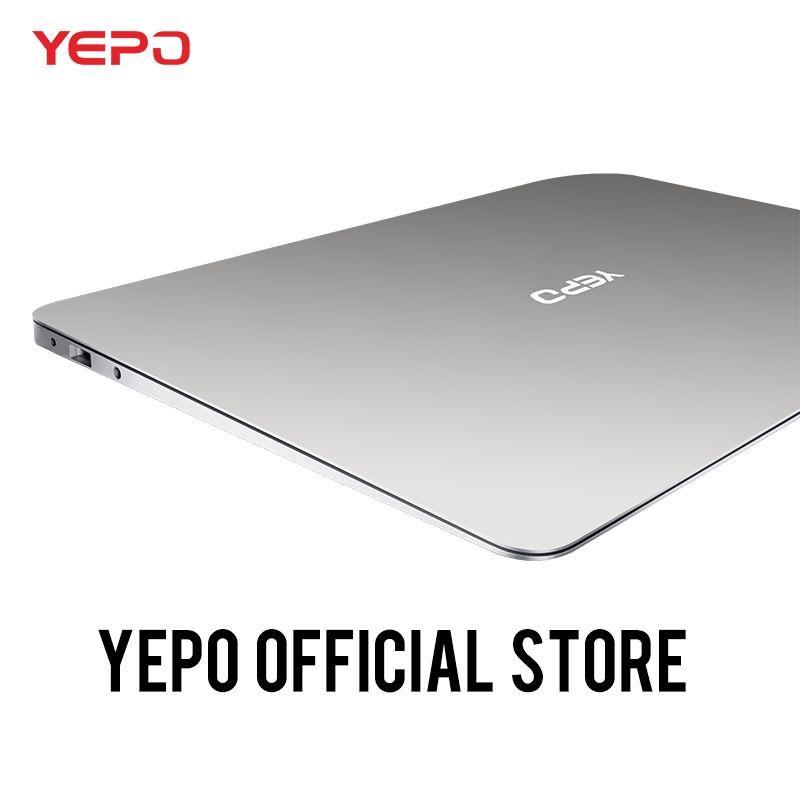 13.3 inch Windows 10 Laptop Ultraslim notebook 1920x1080 FHD Intel Cherry Trail Z8300 4GB 64GB ultrabook YEPO 3pro 737S laptops