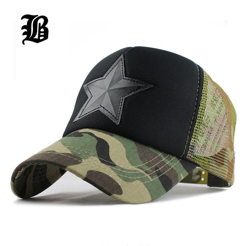 [FLB] camouflage maille casquette de baseball swag snapback désert Camo chapeau pour hommes casquette Hiphop dieu prier casquette femmes gorra casquette en gros