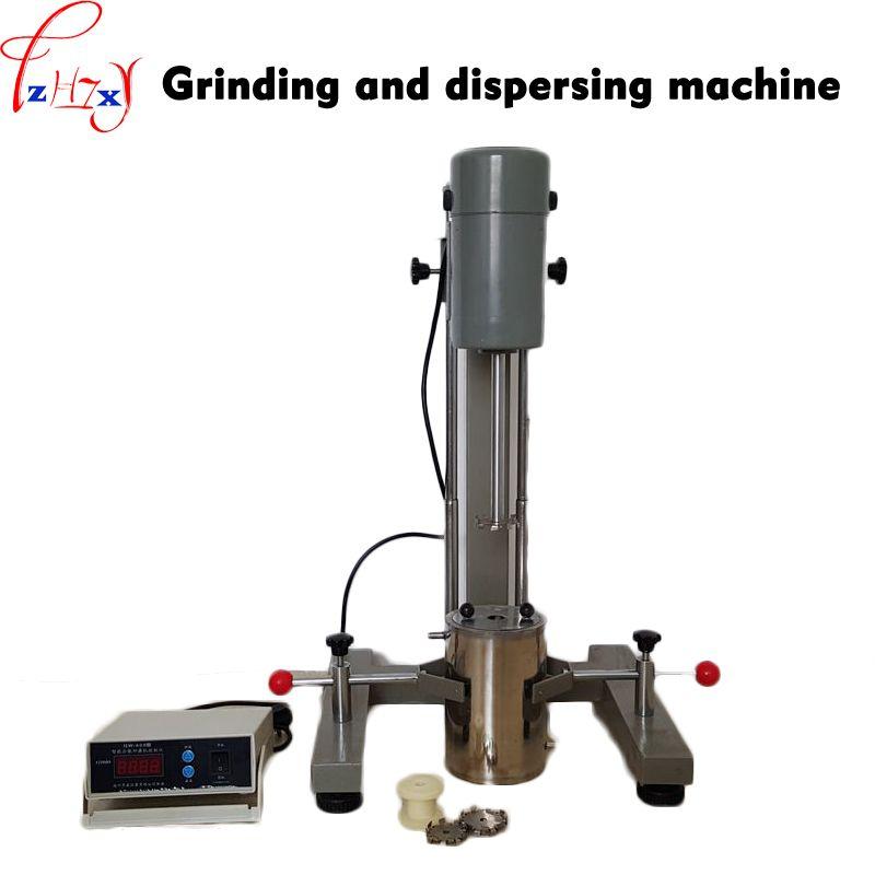 Hohe geschwindigkeit schleifen dispersion maschine FS400D digital display test multi-zweck mischen dispersion maschine 220V 1PC