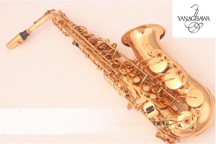 Japanese Yanagizawa A-992 New Saxophone E Flat Alto High Quality Alto saxophone Super Professional Musical Instruments Free