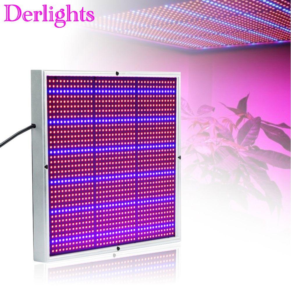 120 W rouge + bleu 1365 LED s AC85 ~ 265 V LED élèvent la lumière pour la plante à fleurs et le système hydroponique