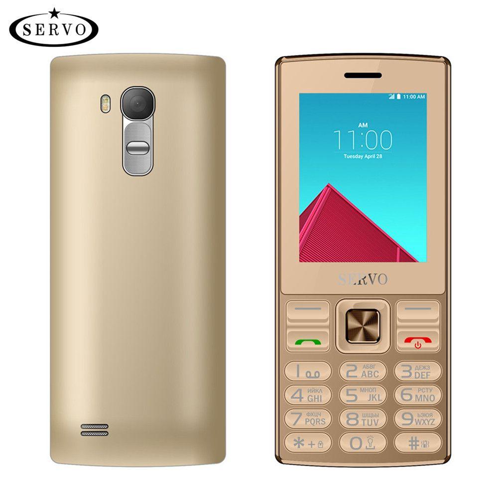 D'origine SERVO V9300 Téléphone Quadri-Bande 2.4