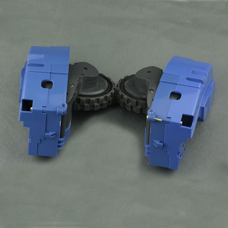 (L+R)Wheels replacement for irobot roomba 600 700 500 Series 620 650 630 660 595 780 760 770 Vacuum Cleaner Parts