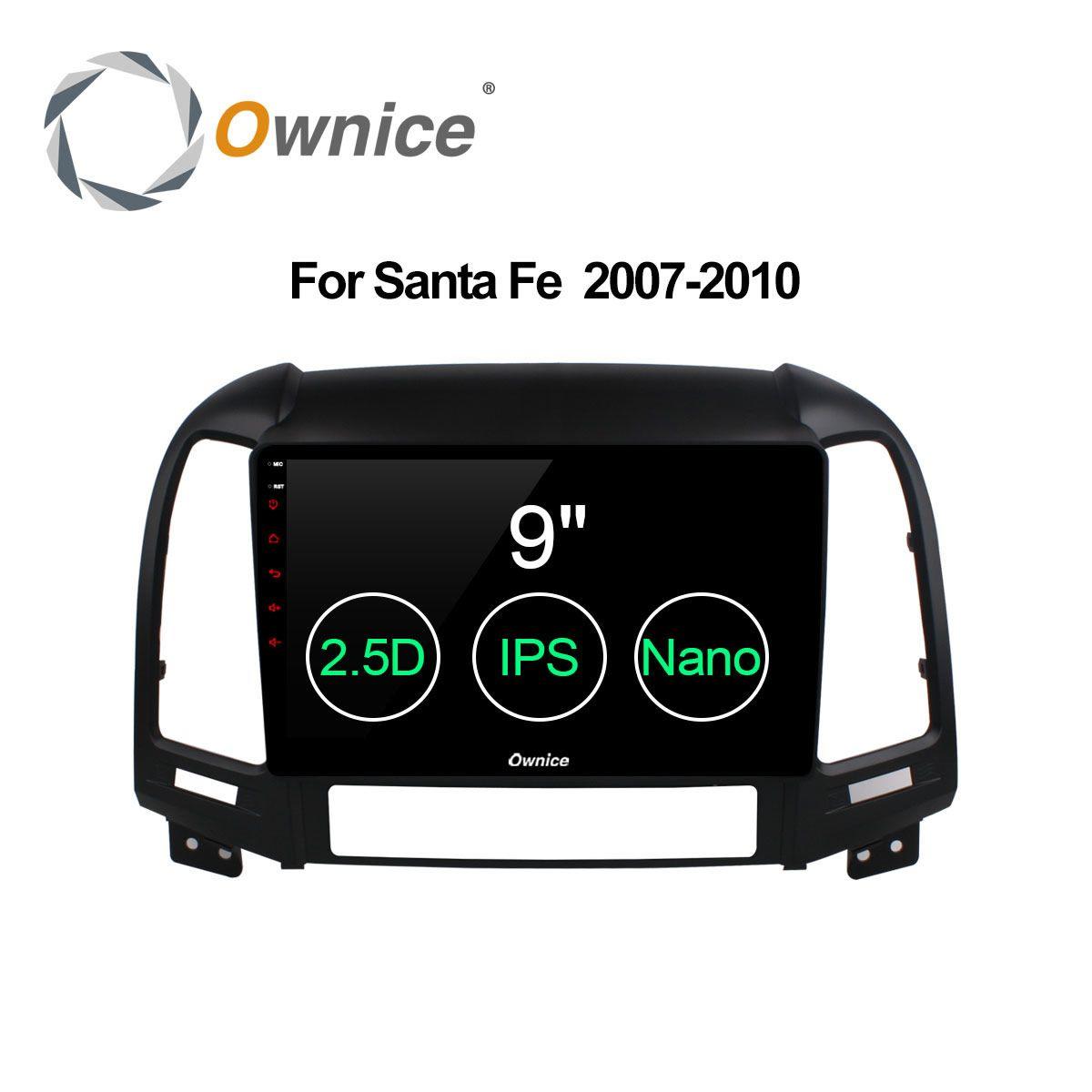 Ownice C500+ Android 6.0 32G ROM 8 Core for Hyundai Santa Fe 2007 2008 - 2010 Car Radio GPS Car Navigation car play 2.5D IPS