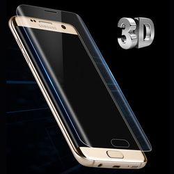 Pour Samsung Galaxy S9 + S7 Bord S6 S8 Plus Note 8 Écran Protecteur Pet Film Pleine Couverture (pas Trempé Verre) 3D Courbe Ronde Bord