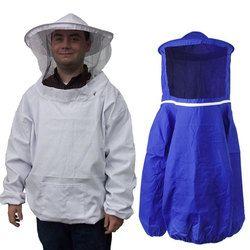 Baru Kamuflase Jaket Baju Pelindung Peternakan Lebah Bee Coat Setelan Pakaian Perlengkapan Pertahanan Hot LXY9 DE17