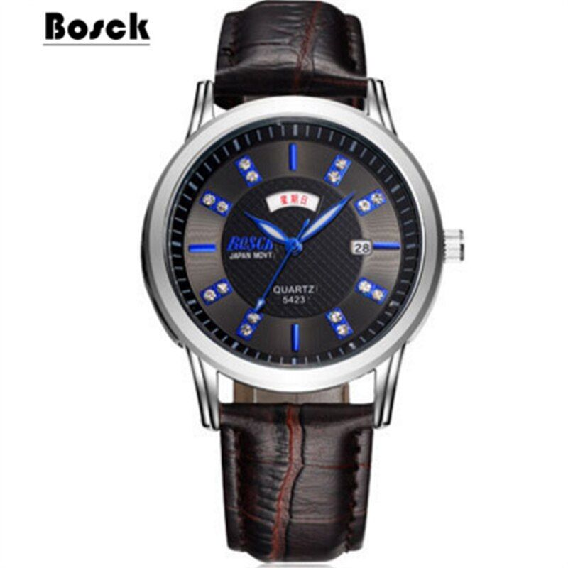 2012 Business Men Watch Top Brand Luxury Watches Men Clock Classic Fashion Wristwatch Male Quartz-Watch Reloj Hombre