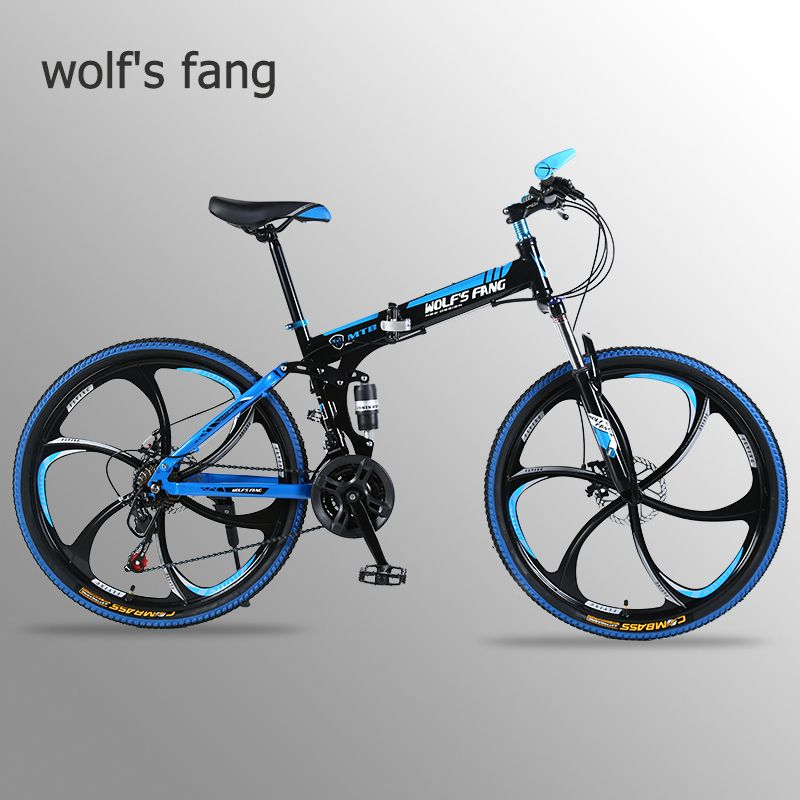 Wolf fang Mountainbike 21 speed 26