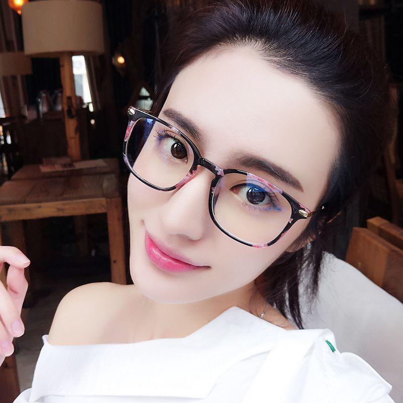 RBEWTP TR90 Anti-lumière bleue lunettes led lunettes de lecture lunettes résistantes aux rayonnements ordinateur jeu lunettes cadre lunettes 008