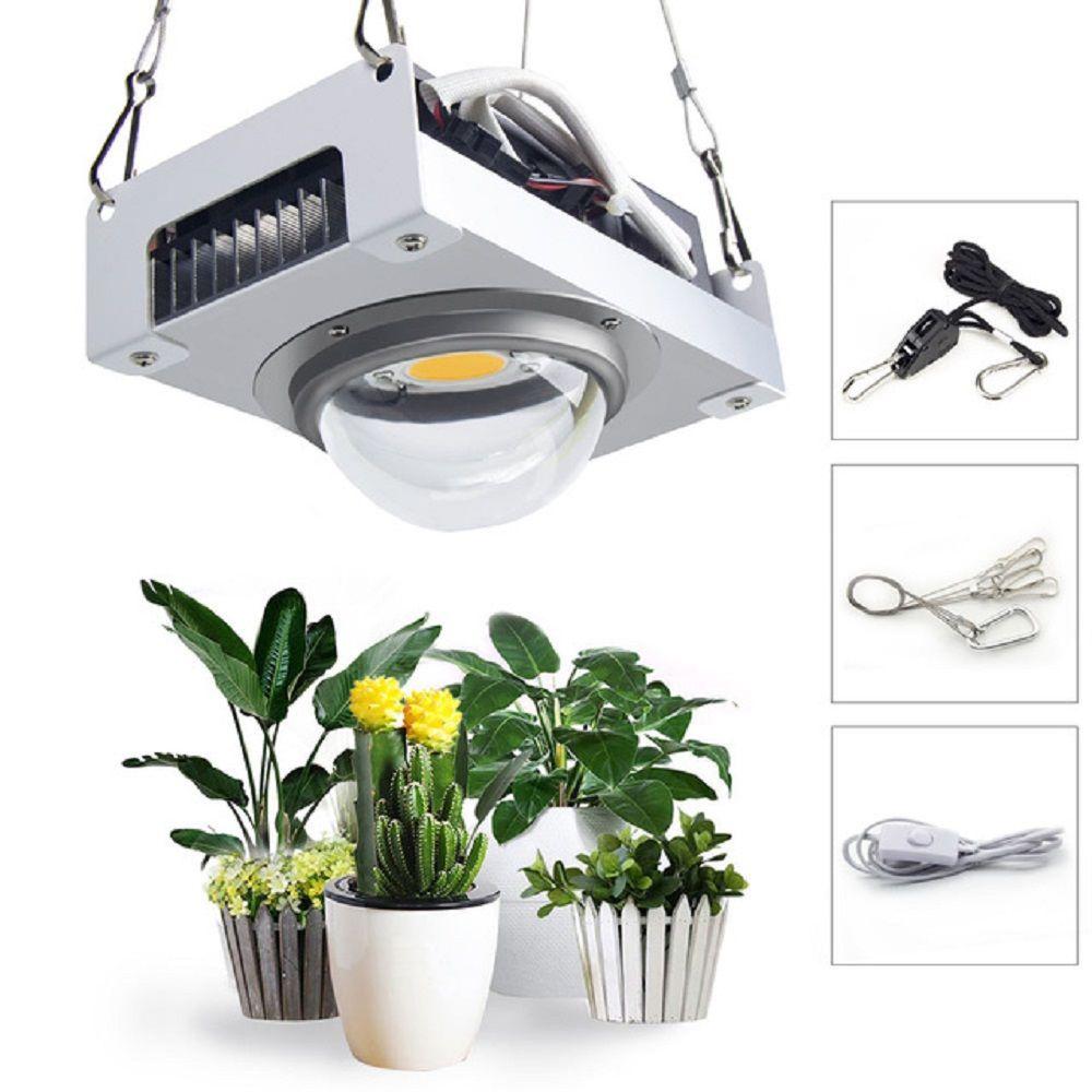 CREE CXB3590 COB LED Wachsen Licht DIY Modul Volle Spektrum 100 W Citizen 1212 LED Wachsen Lampe Innen Zelt Gewächshaus wasserkulturanlage