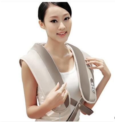 Battre Mode Corps Masseur châles De Massage vertèbre cervicale Taille Cou Épaule Masseur Multi-fonction Dispositif De Massage du Dos