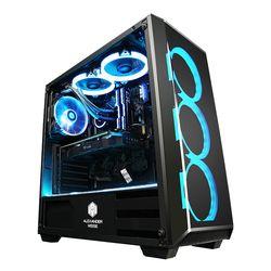 Getworth R5 Gaming PC Desktop Intel I5 8500 3.0 GHz GTX 1050Ti 4 GB GDDR5 GPU 360 GB/480 GB SSD 8 GB/16 GB RAM Komputer Pekerjaan Rumah Pubg