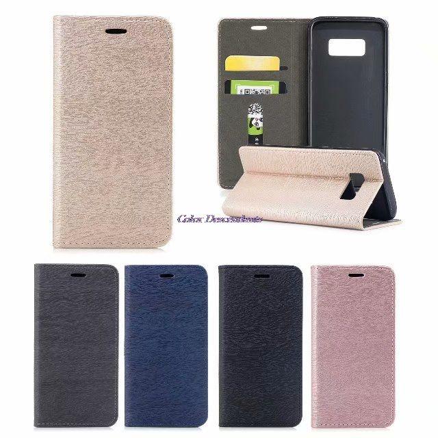 Brieftasche Flip Fall für Samsung Galaxy S8 8 s SM-G950F SM-G950FD Stand Telefon Leder Abdeckung für Samsung S 8 SM g950F G950FD G950N Tasche