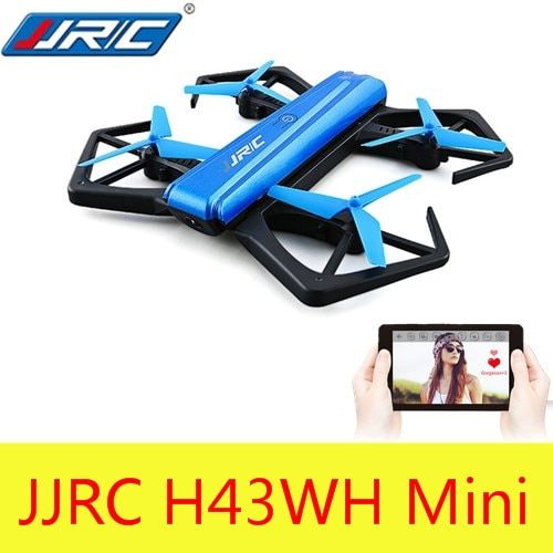 JJR/C jjrc H43WH Mini Foldable RTF RC Selfie Drone BNF WiFi FPV 720P HD Drones Remote Control Toys KID Children RC