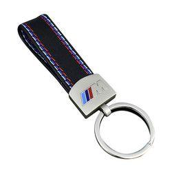 Voiture Porte-clés M Performance Pour BMW M3 M5 E36 E39 E60 F10 F30 Fashoin Métal Porte-clés Auto Porte-clés Porte-clés Porte-clés De Voiture de coiffure