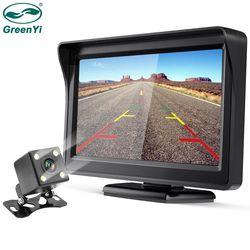 GreenYi 2In1 Car Parking System Kit 4.3