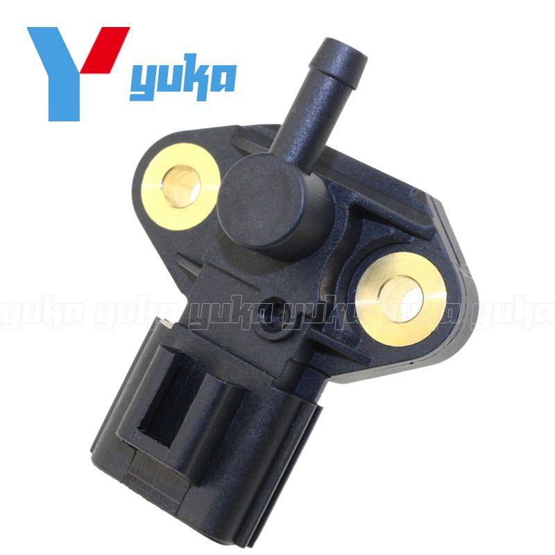 Fuel Injector Rail Pressure Sensor For Ford Escape Explorer Focus II Maverick Mustang Crown Victoria 3F2E9G756AD 0261230093