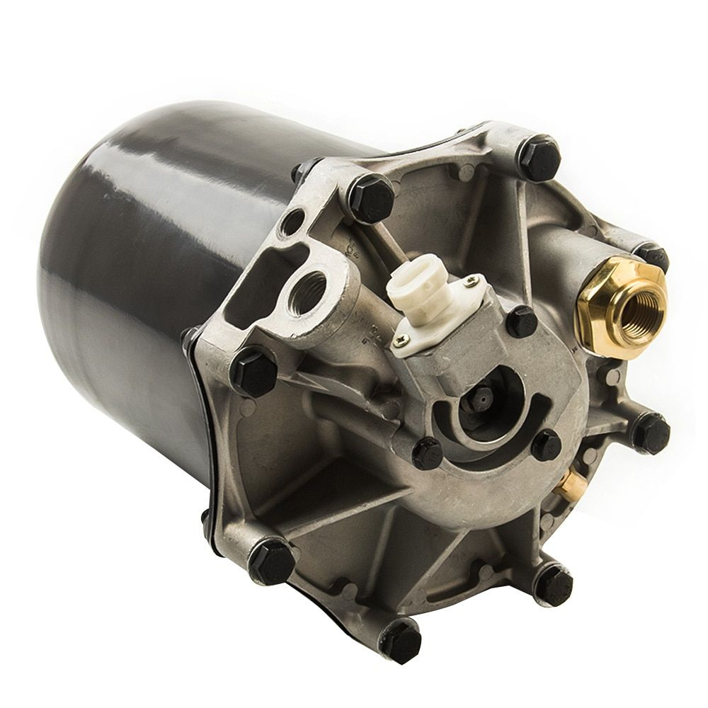 12 Volt Air Dryer Assembly 12V AD-9 AD9 Style Replaces 0AD-9 AD9 STYLE - Aftermarket Parts for 065225 109685 F224680