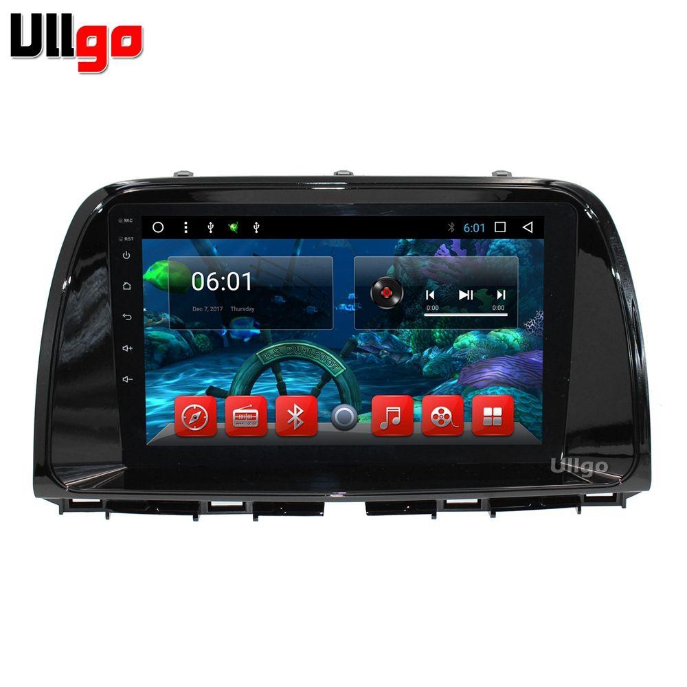 Octa Core 1024x600 Android 7.1 Auto DVD GPS für Mazda CX-5 2013 2014 mit BT Radio RDS Wifi 3g Spiegel-Link Freies 8 gb USB flash