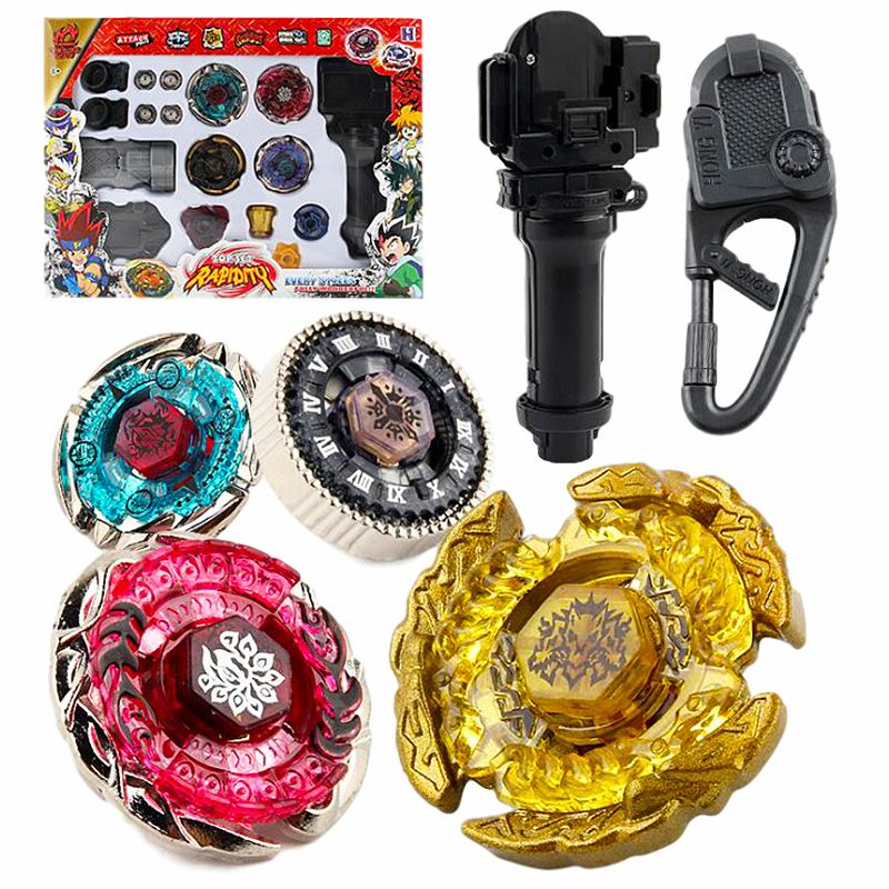 Beyblade Burst Set Self-assembly Toupie Beyblade Arena Metal Fusion Toys Launcher Bayblade Spinning Top Bey Blade Starter Kit