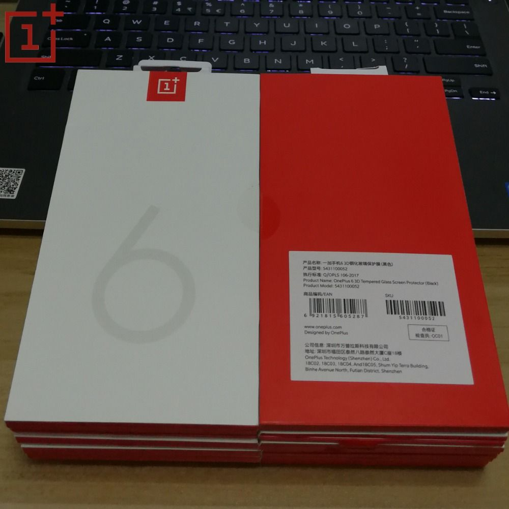 <font><b>oneplus</b></font> 6 glass 3D Full cover tempered glass original 100% from <font><b>oneplus</b></font> company screen protector for one plus 6 oneplus6