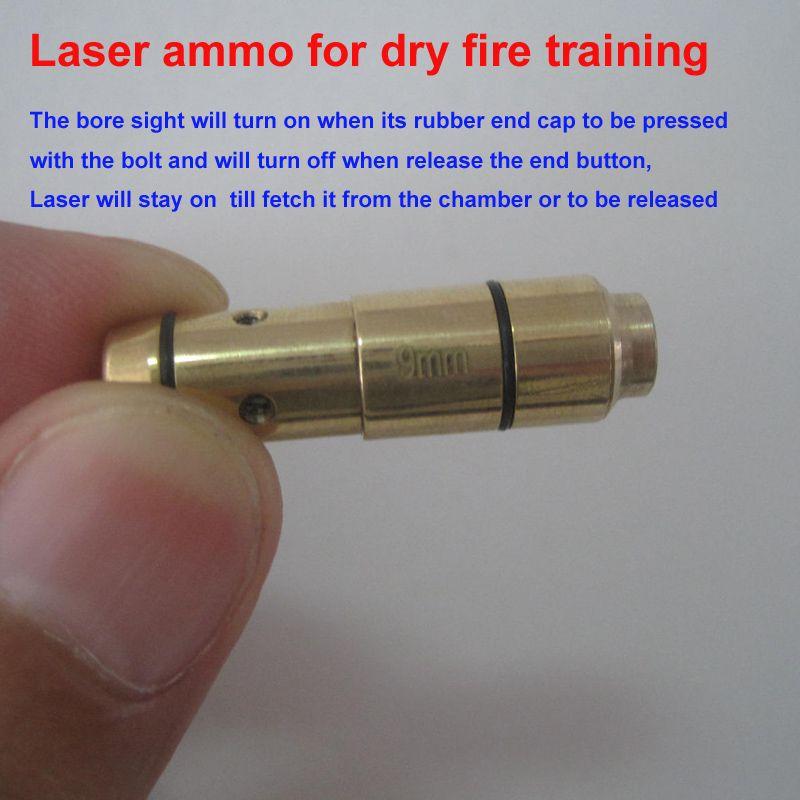 Laser ammo laser kugel laser trainer pistole laser patrone für trockene feuer ausbildung