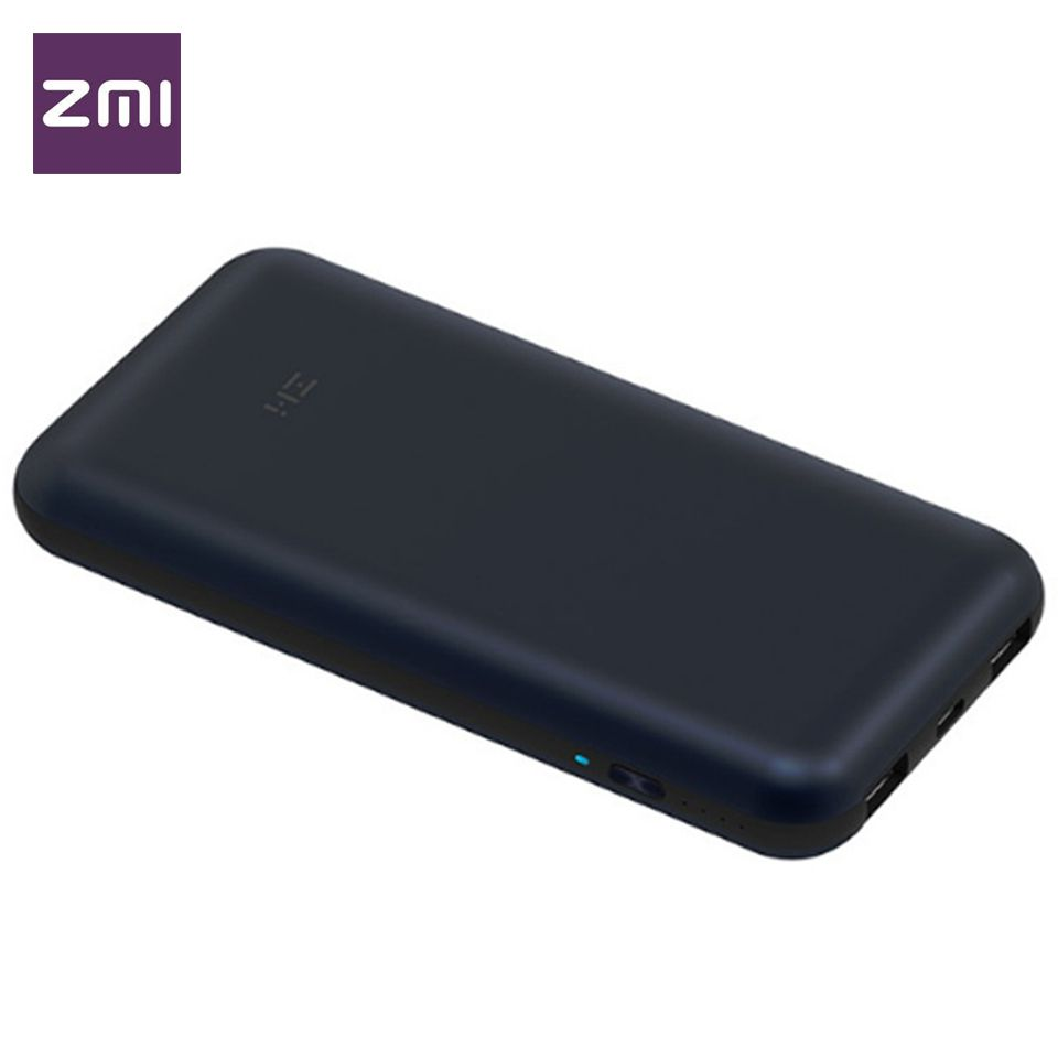 Xiaomi power bank ZMI 20000 mah 15000 mahUSB-C PD 2,0 Power externe batterie tragbare lade 3,0 Typ- C Ladegerät für Macbook
