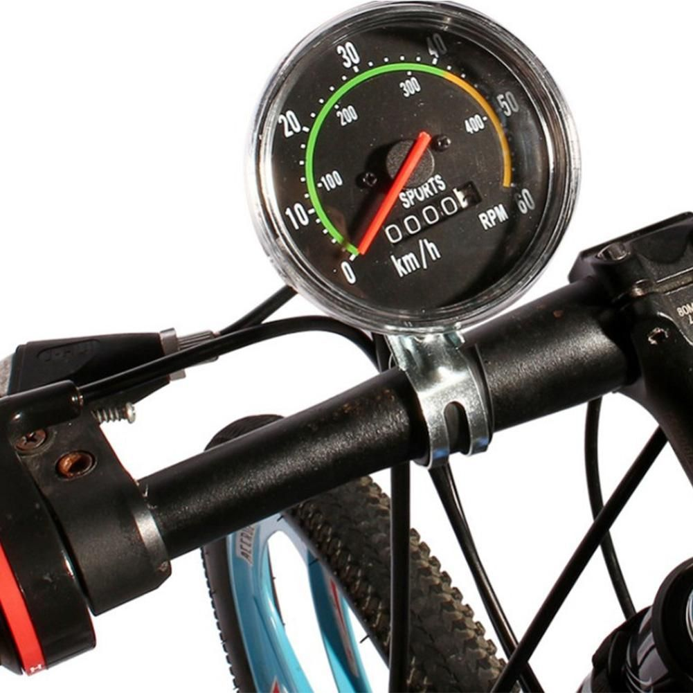 LumiParty Bike Cycling Speedometer Bicycle Computer MTB Code Table velocimetro Bicycle waterproof Mechanical Odometer Wired