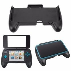 Gamepad Hand Grip Protective Support Case Joypad Bracket Holder for Nintendo NEW 2DS LL 2DS XL Console Gamepad HandGrip Stand
