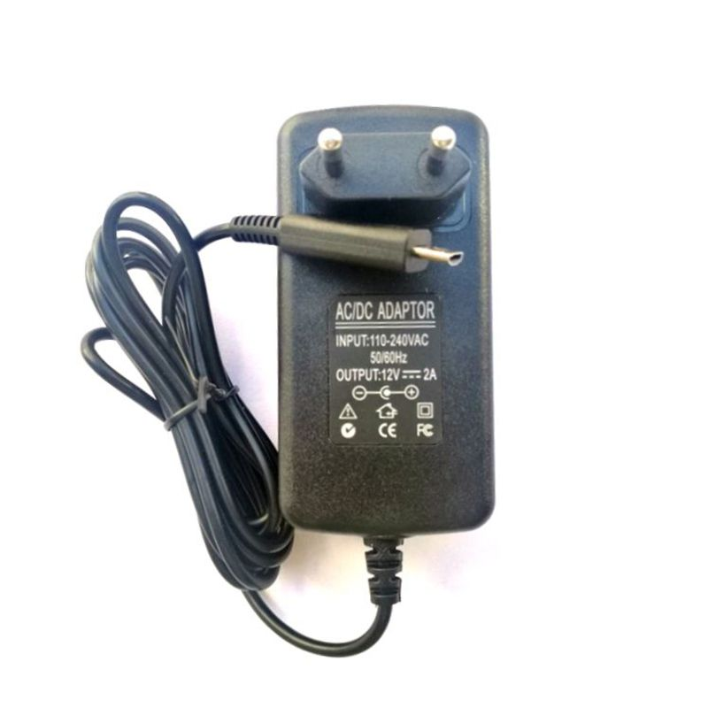 High Quality 12V 2A Charger EU US plug for Acer Iconia Tab A510 A700 A701 A511 Tablet PC <font><b>10.1</b></font> inch Power Supply Adapter