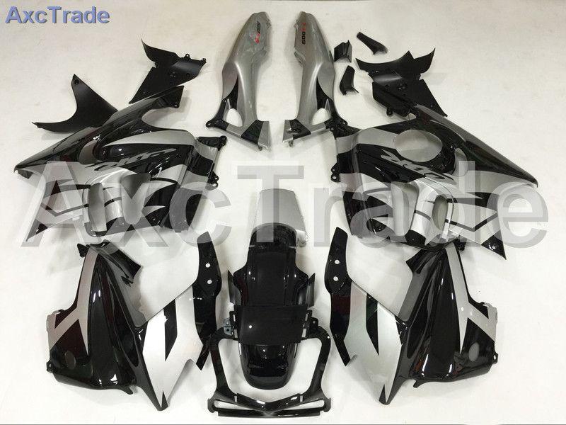 Motorrad Verkleidungen Kits Für Honda CBR600RR CBR600 CBR 600 F3 1997 1998 97 98 ABS Kunststoff-spritzguss Verkleidung Kit Karosserie schwarz