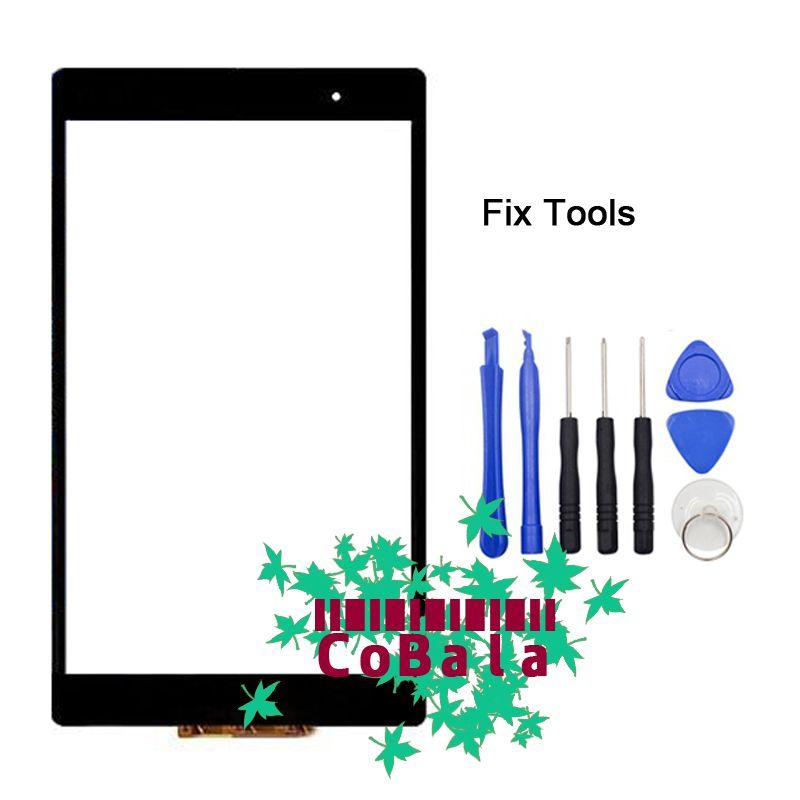 LOVAIN 1Pcs Original For Sony Xperia Z3 Tablet Compact mini Touch Screen Digitizer SGP611 SGP612 SGP621 SGP641 Sensor+Tools