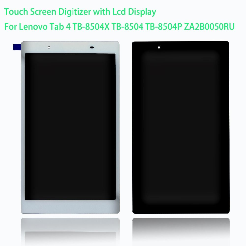 For Lenovo Tab 4 TB-8504X TB-8504 TB-8504P ZA2B0050RU 16Gb 1280x800 4G LTE 16Gb 8