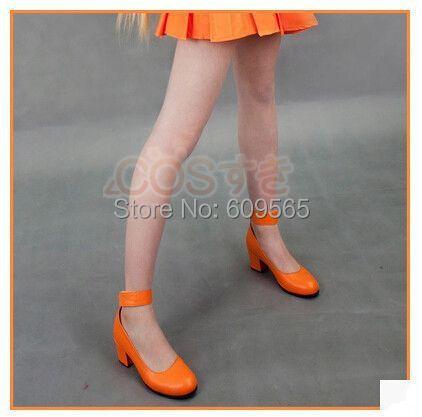 Free Shipping! Sailor Moon Sailor Sailor V Minako Aino Venus Combat shoes, High Heel Shoes Shoes - Cosplay