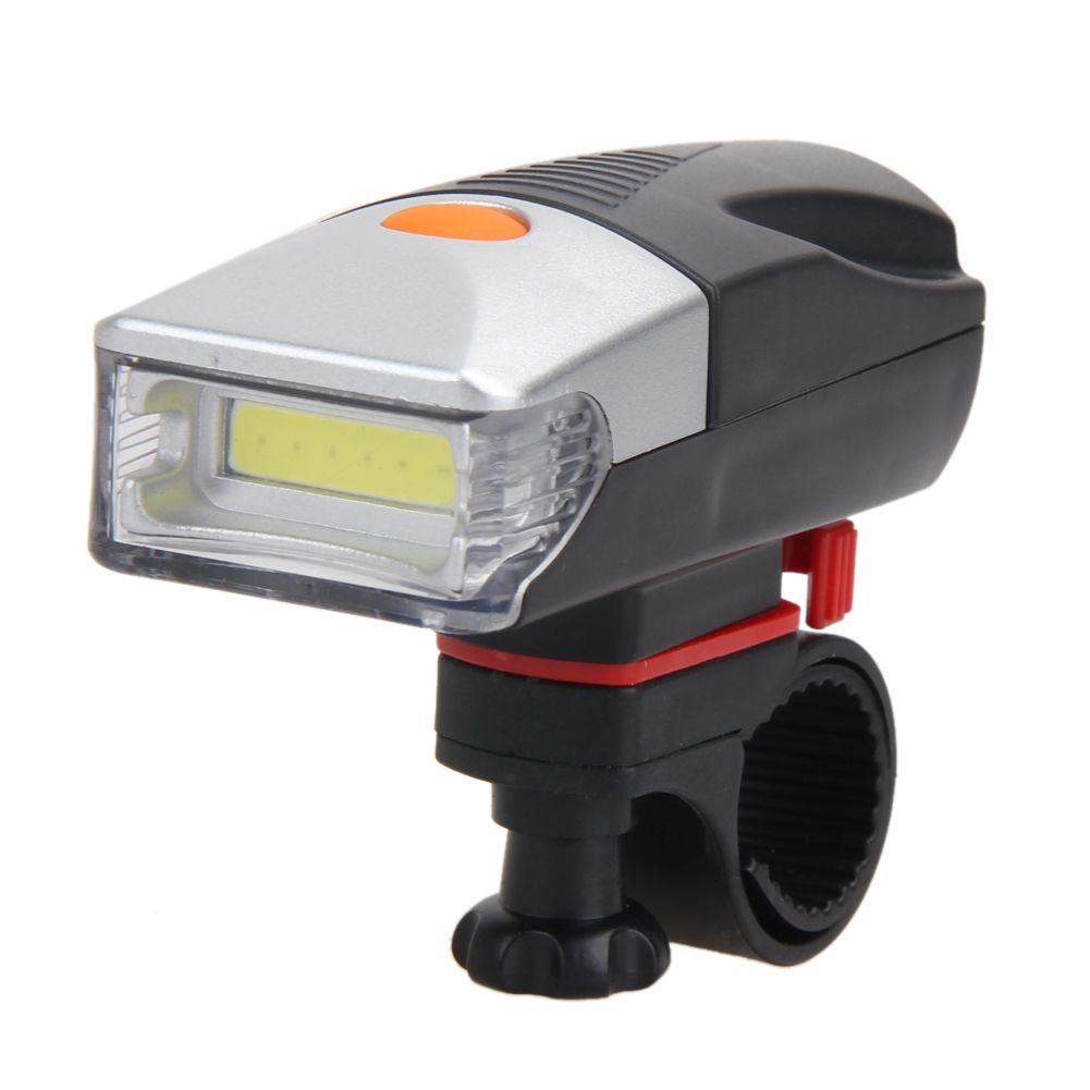 5 watt COB LED Fahrrad Radfahren Vorn Hinten Rücklicht 3 modi High/Flash/Strobe + 5LED Rücklicht nacht MTB Fahrrad Licht Durch 3 xAAA Batterie