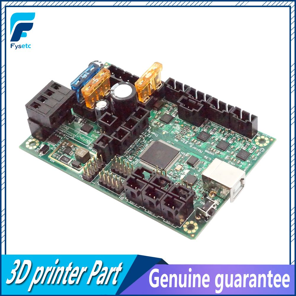 Mini-Rambo 1.3a Mainboard For Prusa i3 MK2 MK2S 3d Printer Designed By Ultimachine With USB