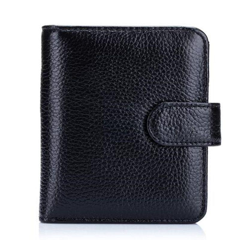 MEDIUM RING AGENDA ABDECKUNG fashion echtes leder walllet multifunktionale Notizblock Brieftasche freies verschiffen